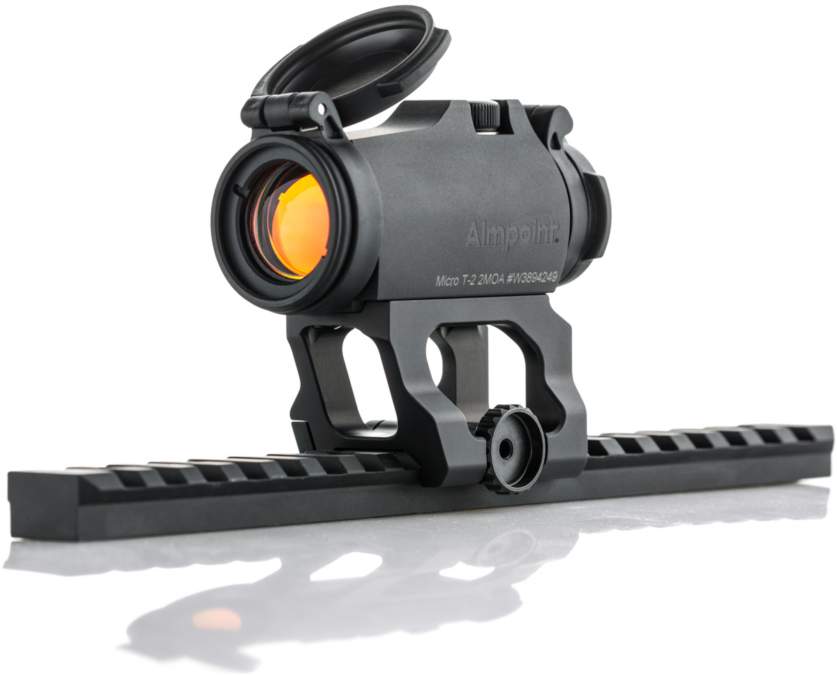 Scalarworks LEAP Aimpoint Micro T-2 mount