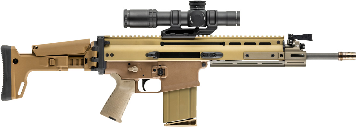 Scalarworks LEAP 34mm Scope Mount (FN SCAR 17S)