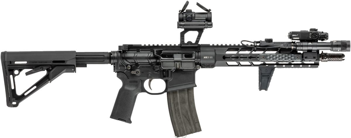 Scalarworks LEAP Aimpoint CompM5s (PWS MK111)