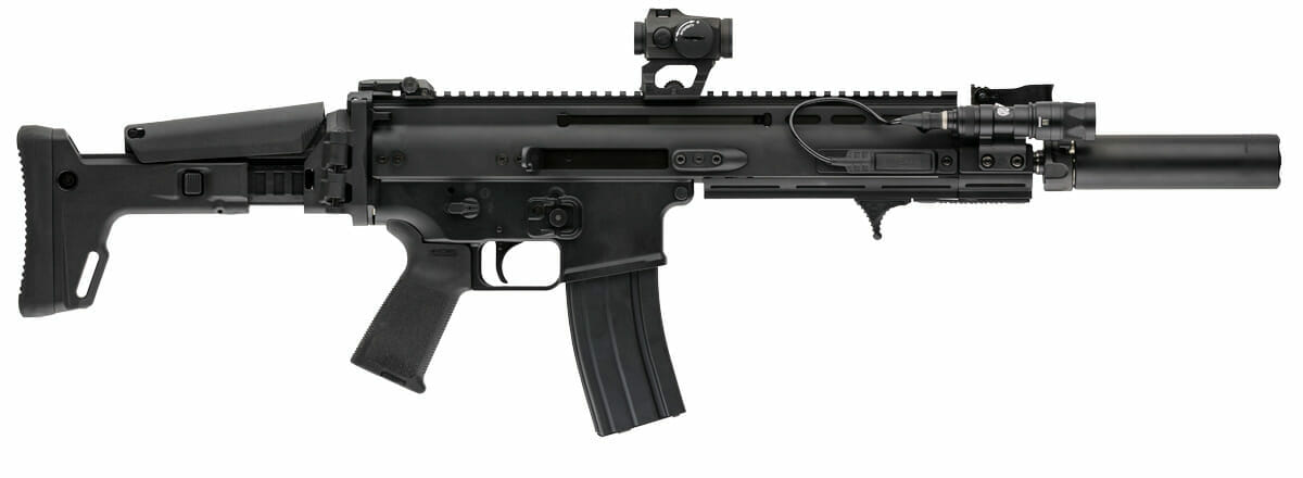 Scalarworks LEAP Aimpoint Micro T-2 Mount (FN SCAR 16S)